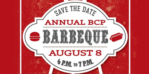 Annual BCP Barbeque
