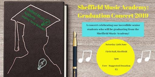 Sheffield Music Academy: Graduation Concert
