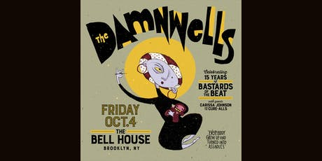 The Damnwells tickets