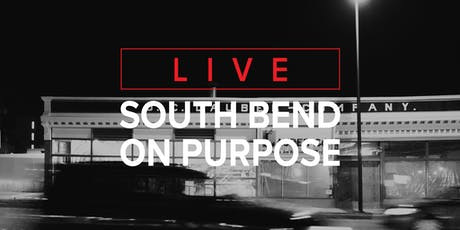 Live at J.C. Lauber – South Bend on Purpose Season 3 tickets