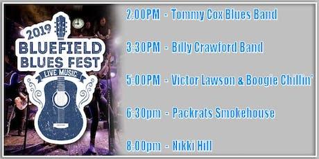 5th Annual Bluefield Blues Festival 2019 tickets