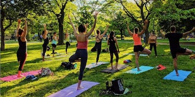Weekly Belwoods Park Yoga - Class Passes!