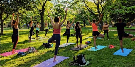 Weekly Belwoods Park Yoga - Class Passes! tickets