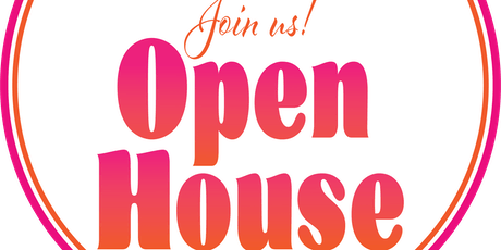 Open House - Polka Dot Powerhouse tickets