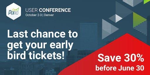 Pix4D User Conference 2019