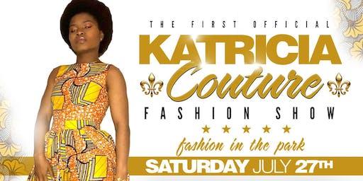 Katricia Couture Fashion Show