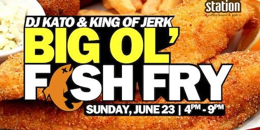 Kato's Big Ol' Fish Fry @Crown Station