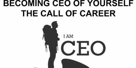 Becoming CEO of Yourself - The Call of Career by Bart Jackson tickets