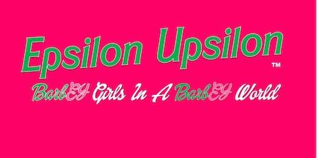 Epsilon Upsilon Reunion Weekend: USA Homecoming 2019  tickets