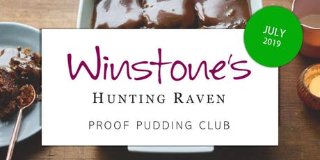 July Proof Pudding Club by Hunting Raven Books tickets