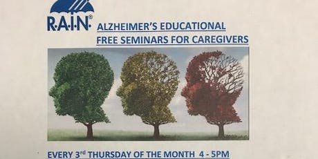 Alzheimer's Educational Seminar tickets