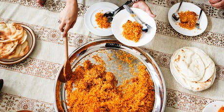 Great Cook: Vegetable Biryani  tickets