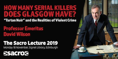 The Sacro Lecture 2019: David Wilson tickets