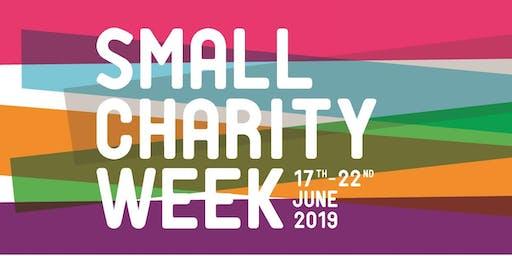 Small Charities Week Celebration 2019