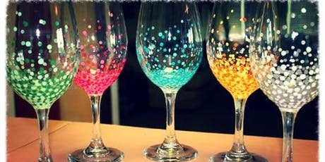 Wine Tasting and Wine Glass Painting   tickets