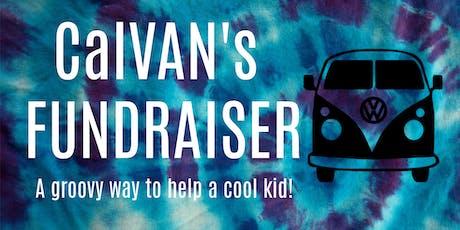 CalVAN's Fundraiser tickets