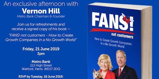 MetroBank Watford Networking Event - 21st June 2019