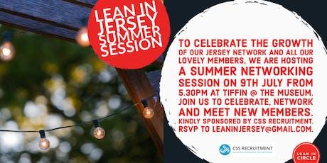 Lean In Networking Summer Drinks tickets
