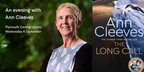 An evening with Ann Cleeves  tickets