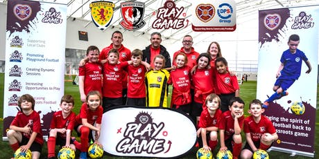 Summer Play the Game Course 2019 - Winchburgh Albion Y.F.C, Millgate Park (22 - 26 July '19) tickets