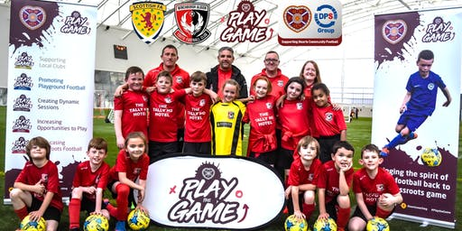 Summer Play the Game Course 2019 - Winchburgh Albion Y.F.C, Millgate Park (22 - 26 July '19)