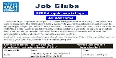 Job+Club+%40+Leytonstone+Library