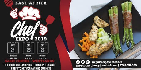 EAST AFRICA CHEF EXPO 2019 tickets