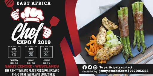 EAST AFRICA CHEF EXPO 2019