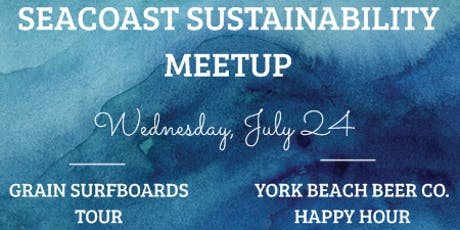 Seacoast Sustainability Meetup tickets