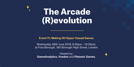 Making Hit Casual Games (Event #1: Hyper-Casual) - Voodoo & Platonic Games tickets
