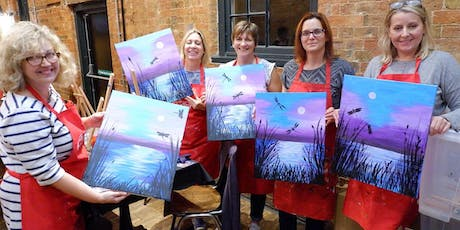 Dance of the Dragonflies Brush Party - Staines tickets