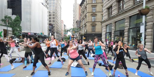 "Flatiron Wellness Wednesday - ""The Transformation"""
