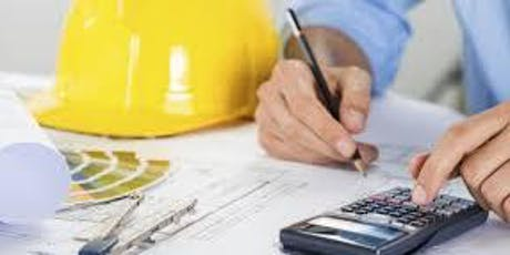 2019 Induction Summer School for GCU's Degree Apprenticeship in Quantity Surveying tickets