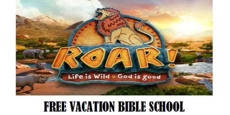 VACATION BIBLE SCHOOL 2019 tickets