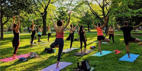 Park Yoga! Weekly in Trinity Bellwoods with Jayla tickets