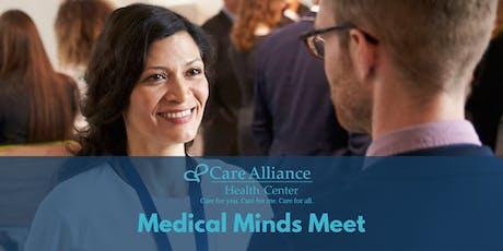 Medical Minds Meet tickets