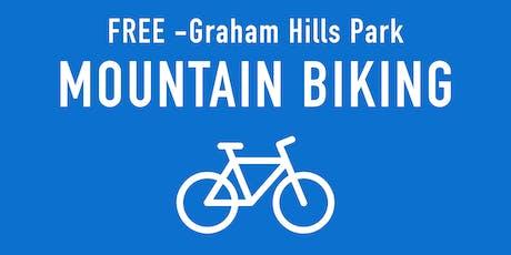 Graham Hills Park Mountain Biking  tickets
