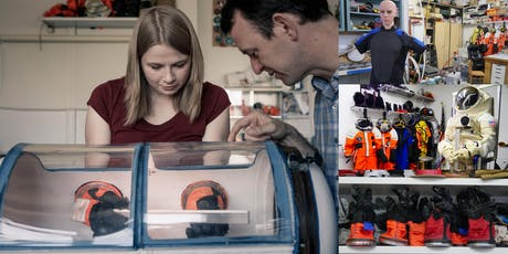 Inside Final Frontier Design, NASA Space Suit Developer Workshop & Lab tickets