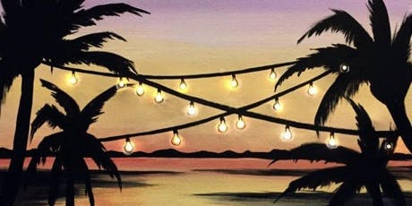Summer Sunset Painting: Sip and Paint at Magnanini Winery! tickets
