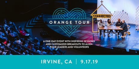 Orange Tour: Irvine tickets