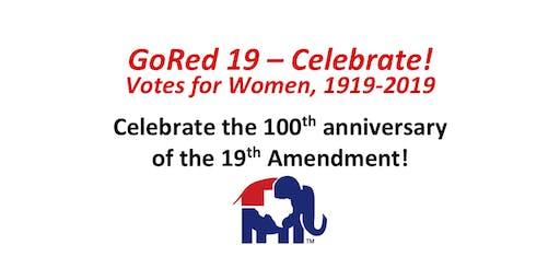 GoRed 19 - Celebrate!