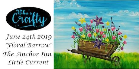 Who's Crafty - Floral Barrow - Anchor Inn tickets