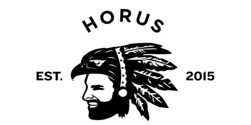 "Horus ""Hazelnut Crown"" Imperial Stout 3 Chiefs Collaboration Public Release"
