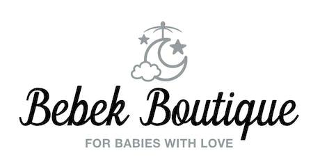 Bebek Boutique Baby & Children's Market tickets