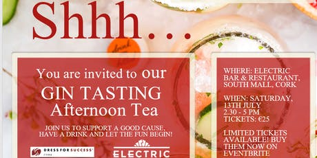 Gin Tasting Afternoon Tea tickets