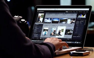 Adobe Lightroom Basics- South Portland only tickets