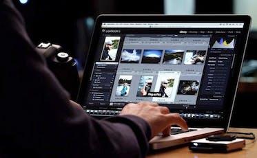 Adobe Lightroom Basics- Melrose only tickets