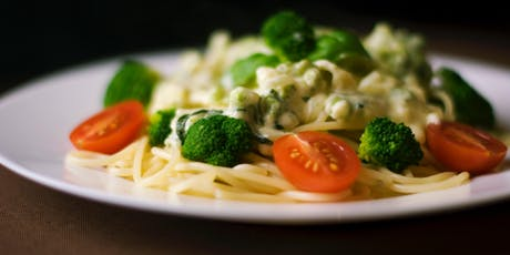 Great Cook: Italian Pasta with Broccoli tickets