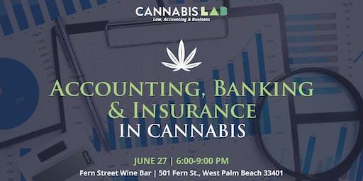 Cannabis Accounting, Banking & Insurance - CLAB Broward/West Palm Beach