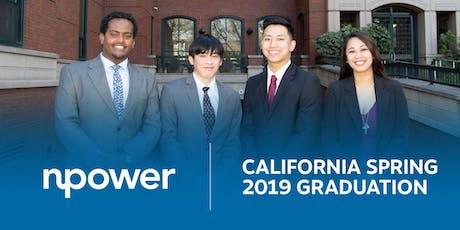 NPower California  Spring 2019 Graduation tickets